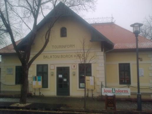 Balatoni Borok Háza