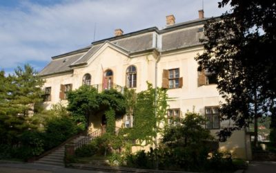 Das Schloss von Széchényi Ferenc
