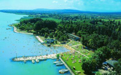 Balatontourist Camping & Bungalows Füred