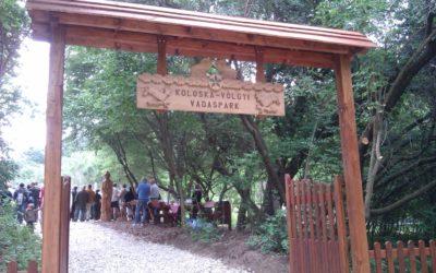 Vadaspark a Koloska-völgyben
