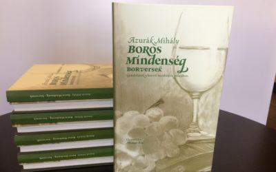 Azurák Mihály: Boros mindenség – borversek