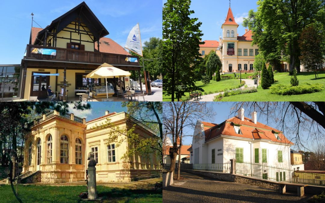 MúzeumSéták Balatonfüreden 2019. évben