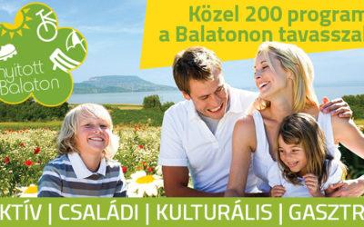 Nyitott Balaton 2019 – tavasz