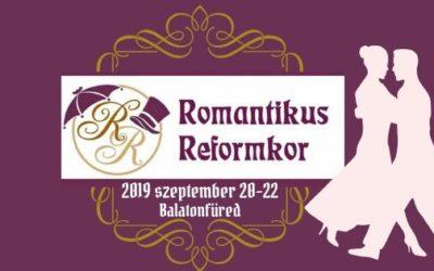 Romantikus Reformkor Fesztivál 2019