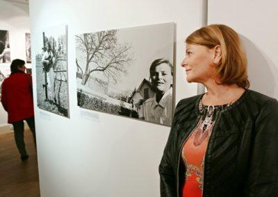 Keleti Éva kiállítása