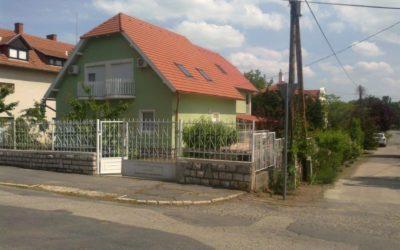 Zöldhorgász Stúdió Apartmanház