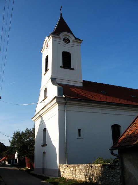 Catholic Church in Arács
