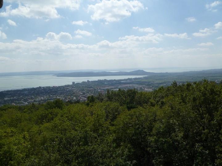 Jókai look-out tower – Tamás-hill