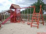 Kovászna Parki Játszótér