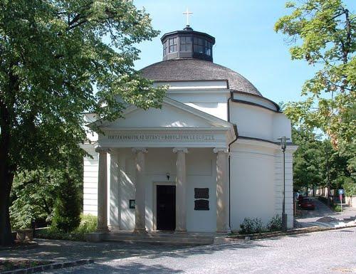 Rundkirche und Galerie