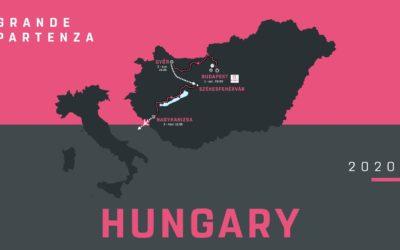 Giro d'Italia – 2020 BALATONFÜRED