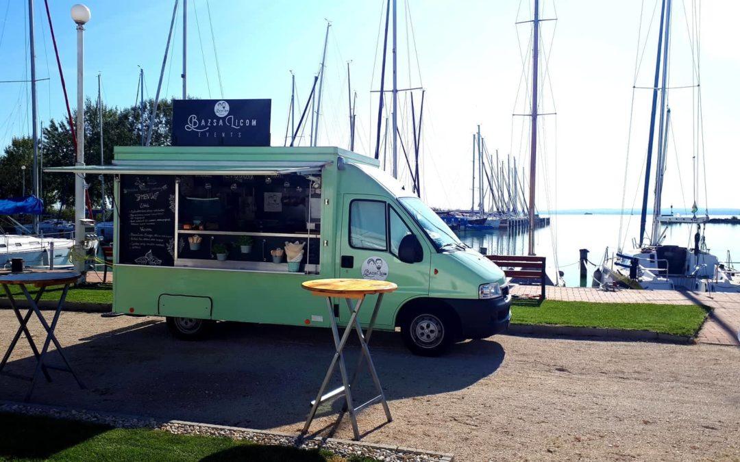 BazsaLicom Food Truck