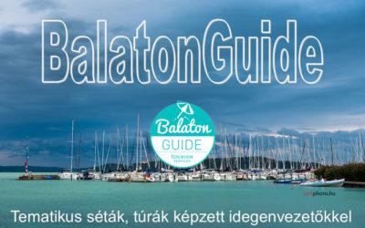 Balaton Guide séták