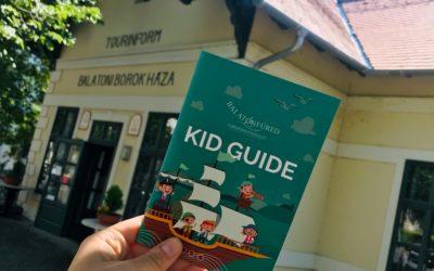 Kid Guide-Kalandozz Balatonfüreden az egész családdal!